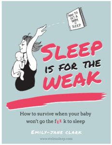 sleep is for the weak book